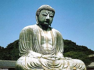 The Aztec Buddha