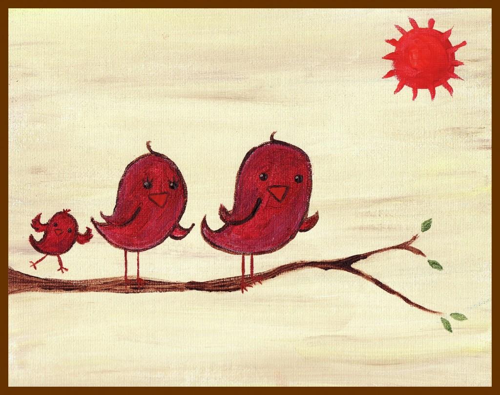 how light the air before birds awaken