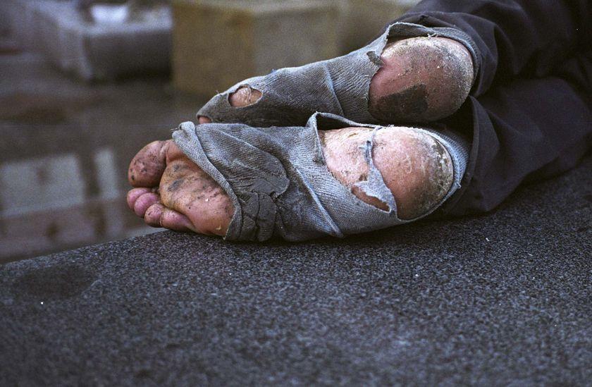 Homeless, Help Me