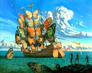 Butterfly-Ship