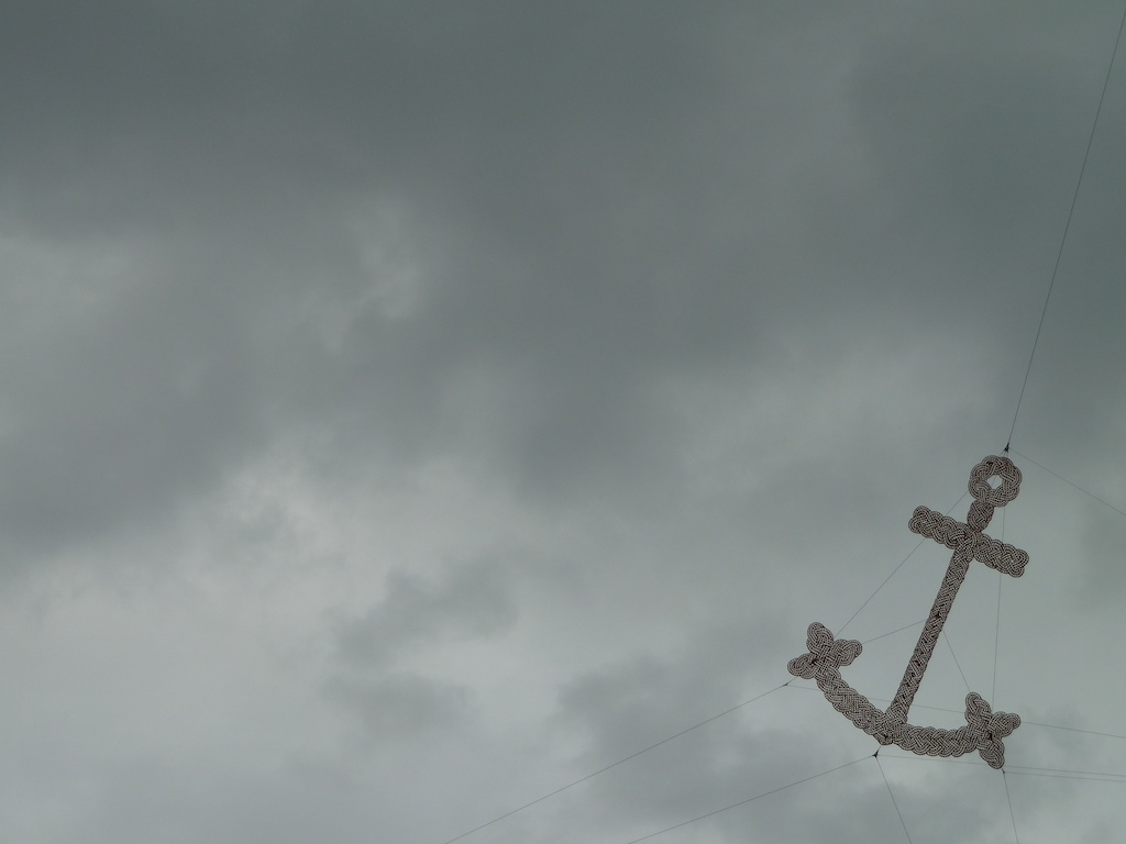 Floating anchor