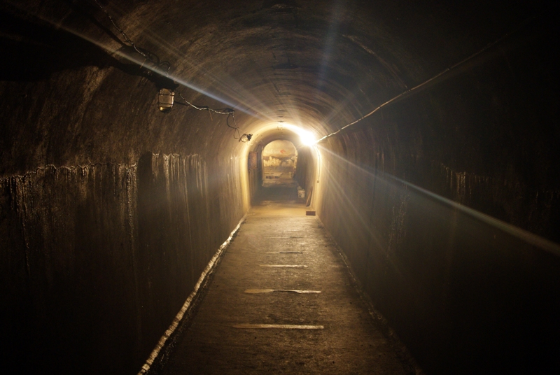 Second tunnel