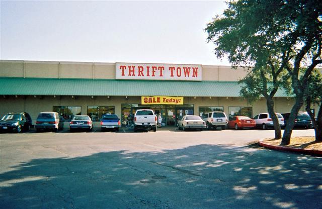 Thrift Shop Globe-Trotting