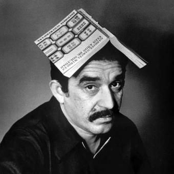 Gabriel Garcia Marquez dies.