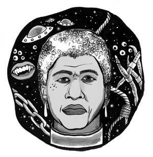 2 new sci-fi books by Octavia Butler found.