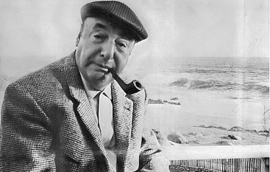 5 Love Poems By Neruda