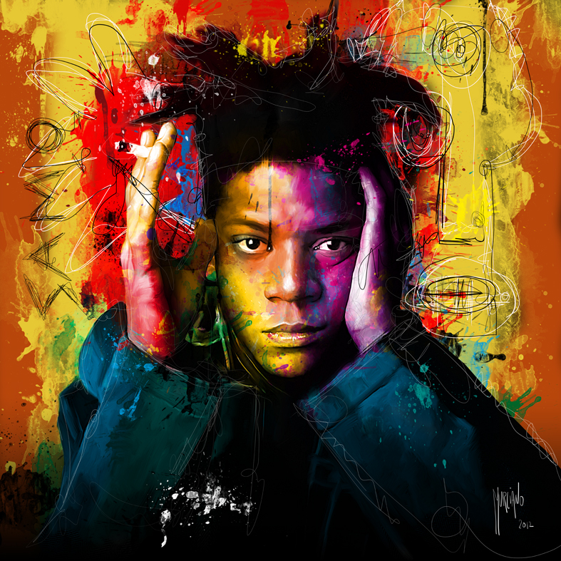 Basquiat the poet